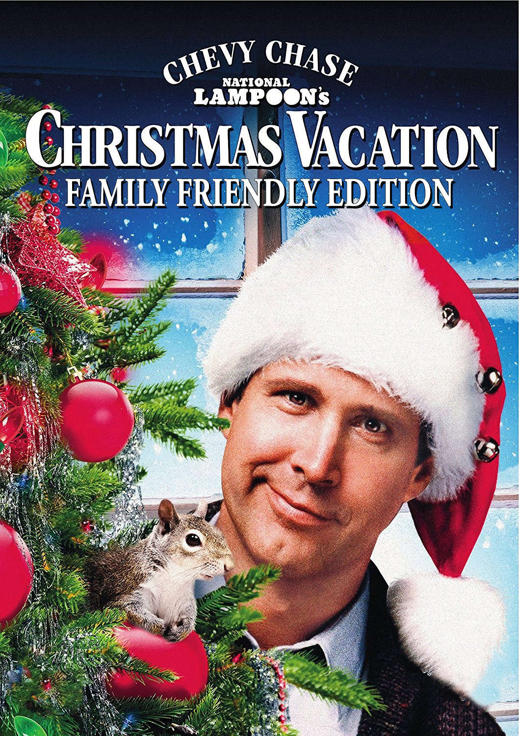 Christmas Vacation (Family Friendly Edition) :Ghost-Hat Media